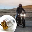Kép 1/4 - Motorkerékpár fényszóró LED izzó