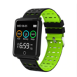 Kép 2/2 - F3 Okosóra pulzusmérő, vérnyomásmérő, kalóriaszámláló funkcióval zöld