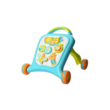 Kép 2/2 - Baby Steps zenélő járássegítő gyerekeknek, 42x43,5x52 cm, kék