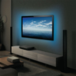 Kép 1/4 - TV háttérvilágítás, 2 x USB RGB LED szalag