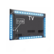 Kép 4/4 - TV háttérvilágítás, 2 x USB RGB LED szalag