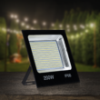 Kép 1/2 - Flood Light LED reflektor, 200 W, 9000 lumen, IP66