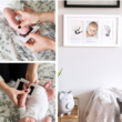 Kép 3/3 - Kéz- és lábnyomkészítő babáknak
