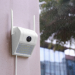 Kép 1/2 - Vezeték nélküli, WiFi-s IP HD kamera és LED lámpa