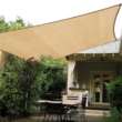 Kép 1/4 - Téglalap alakú árnyékoló, napvitorla - árnyékoló, 3 x 4 méter