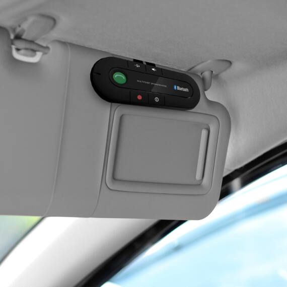 Bluetooth-os autós kihangosító 10m-es hatótávval